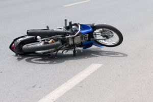 liability in motorcycle crash nj