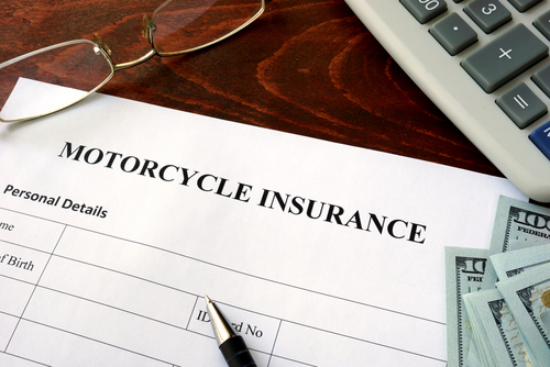 cost of motorcycle insurance