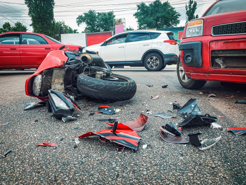 Property Damage to a Motorcycle
