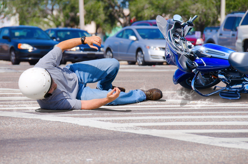 Areas Where Most Motorcycle Accidents Occur
